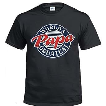 Fresh tees brand world 39 s greatest papa t for Fresh brand t shirts