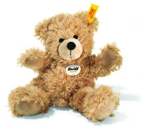 Steiff 111372 - Teddybär Fynn, beige, 18 cm