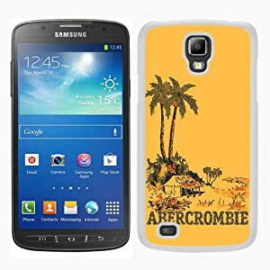 Unique Samsung Galaxy S4 Active i9295 Case ,Hot Sale And Popular Designed Case With Abercrombie and Fitch 17 White Samsung Galaxy S4 Active i9295 Cover Phone Case