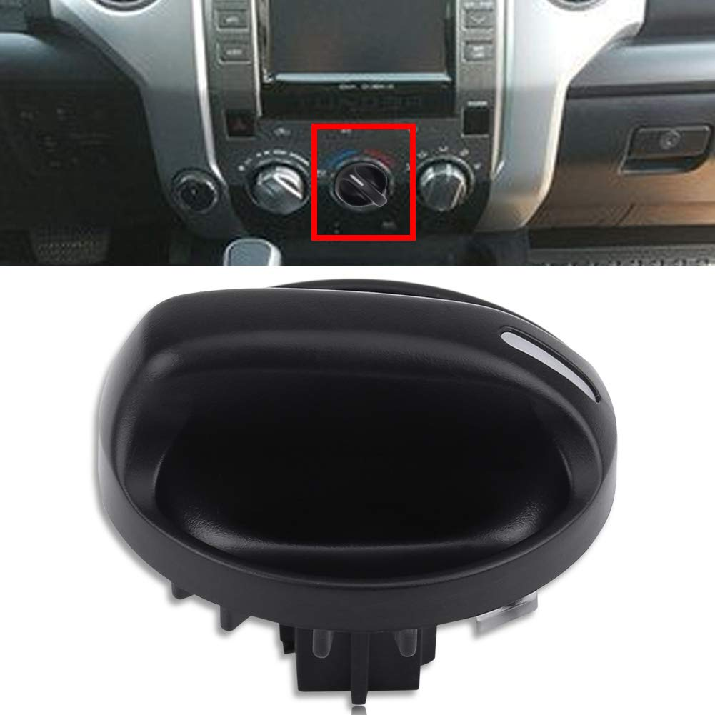 Auto Replacement Heater A//C Air Condition or Fan Control Knob for Tundra 2000-2006 55905 Lost or Damaged Control Knobs Ejoyous Heater Control Knob