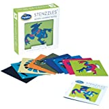 Thinkfun Stenzzles Tropical Puzzle