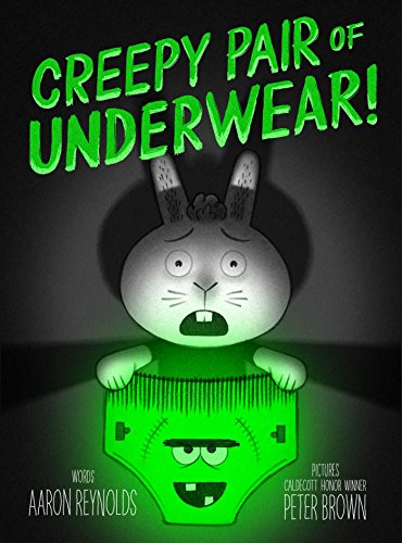 Halloween Fun Ideas - Creepy Pair of Underwear!