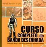 img - for CURSO COMPLETO DE COMIC book / textbook / text book