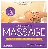 Ma leçon de massages par Hélène Campan