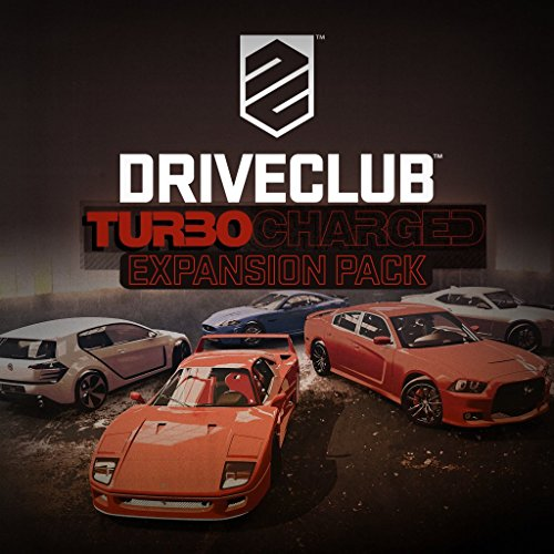 Driveclub - Turbocharged Expansion Pack - PS4 [Digital Code]