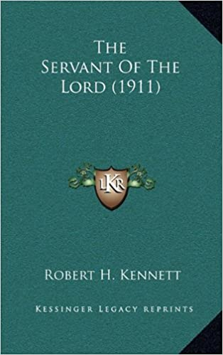 Book The Servant of the Lord (1911)