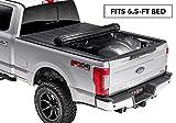 TruXedo 1572001 6.6 feet Sentry Hard Rolling Truck Bed Cover