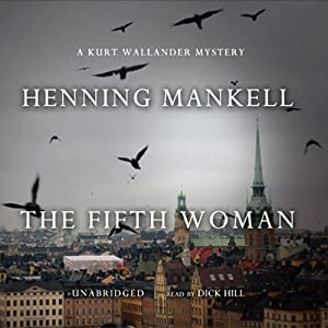 The Fifth Woman Hörbuch