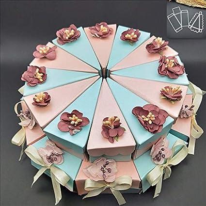 Big 3D Bow For Wedding Metal Cutting Dies Scrapbook Embossing Album Card Craft