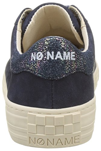 Noname Dove Suede Fox Basse Arcade Gris indigo Donna Bleu Goat Sneaker pHSpn1vqr