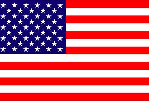 Durabol BANDERA de los ESTADOS UNIDOS AMERICANA - USA - EE.UU 150 x 90 cm Satén Flag+Regalo una pegatina: Amazon.es: Deportes y aire libre