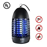 Redeo Electronic Bug Zapper Indoor Insect Killer - Mosquito Killer Fly Zapper, Flying Insects Killer Fly Killer Mosquito Zapper