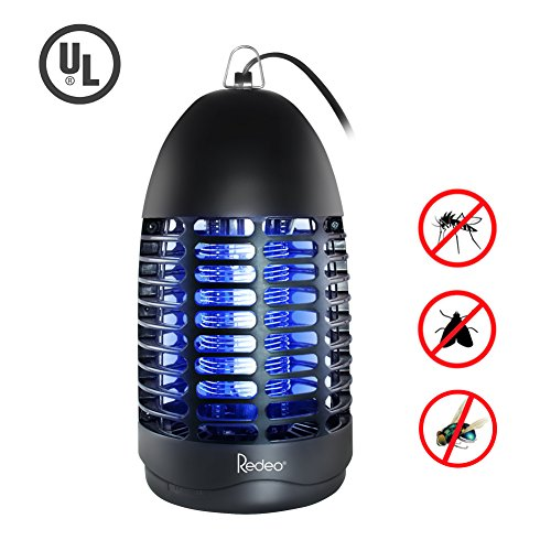 Redeo Indoor Bug Zapper Mosquito Trap Electric Fly Killer Insect