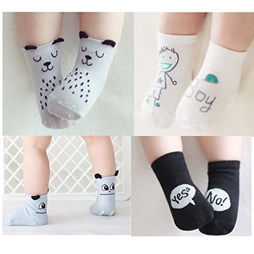 cuca-dunna-infant-socks-baby-socks-toddler-socks-for-girls-and-boysanti-skid-socks-4-pairs-s-0-2year