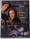 The X Files - Season 1 - Disc 05 - Episodes 17-20 - 1.17 E.B.E / 1.18 Miracle Man / 1.19 Shapes / 1.20 Darkness Falls [DVD]