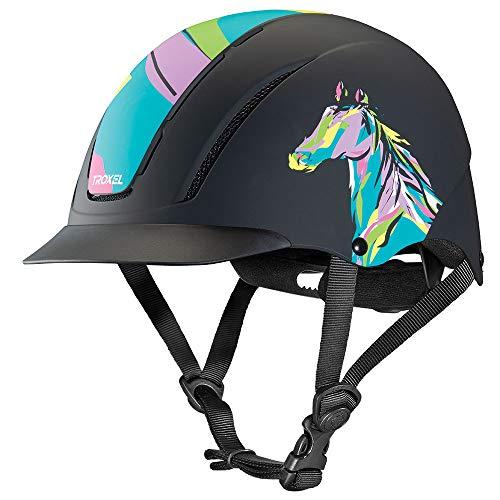 TROXEL Performance Headgear Troxel Spirit Pop Art Pony Helmet Popart XSmall