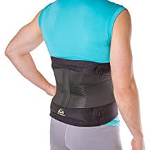 """BraceAbility Hot & Cold Lower Back Wrap 