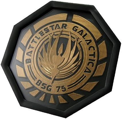 Quantum Mechanix Battlestar Galactica Phoenix Key Chain