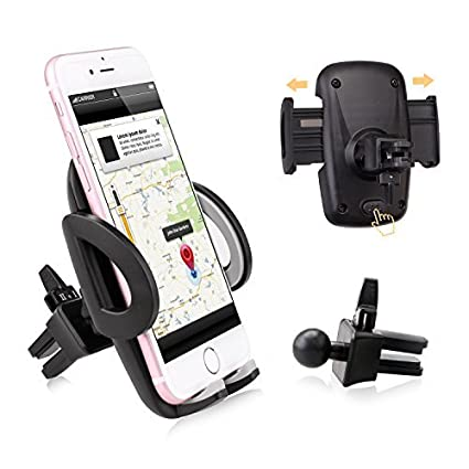 Amazon.com: Air Vent Car Mount, Elktry Universal Cell Phone Car ...