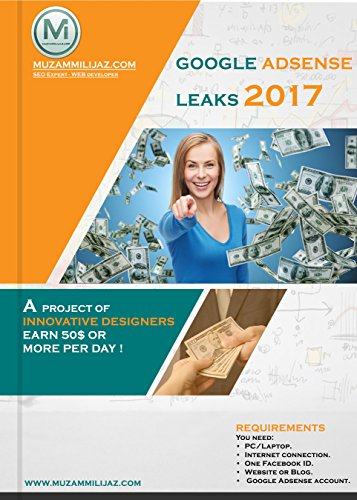 Download PDF Google Adsense Leaks 2017 Earn 50$ Per Day
