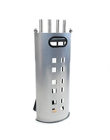 Kaminer - Juego de accesorios para chimenea cubertería 5 teilig/563#