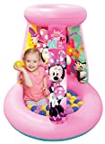 Minnie Mouse Happy Helpers Ball Pit, 1 Inflatable & 15 Sof-Flex Balls, Pink, 28'W x 28'D x 33'H