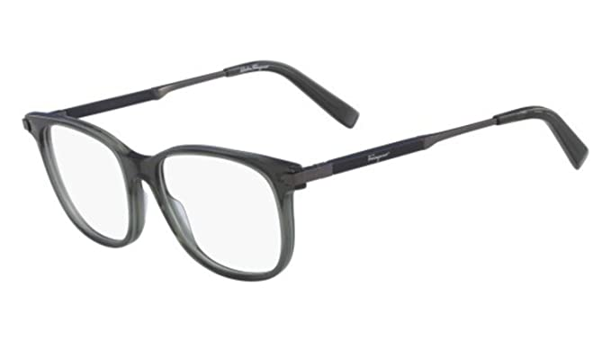 accf619786f Image Unavailable. Image not available for. Color  Eyeglasses FERRAGAMO SF  2803 057 CRYSTAL GREY