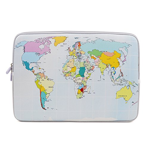 iCasso 13 Inch Stylish Neoprene Watercolor