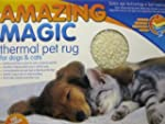 AMAZING MAGIC THERMAL PET RUG DOGS CA...
