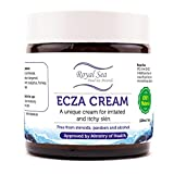 Royal Dead Sea Eczema Anti Itch Cream (4 OZ) Dermatitis Treatment