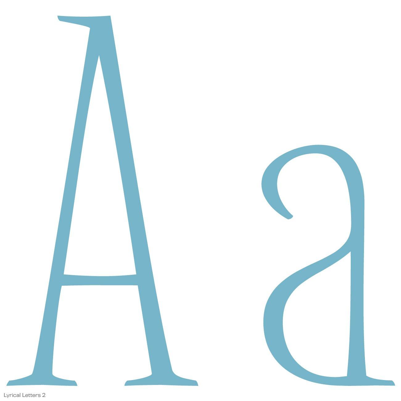 Cricut Lyrical Letters 2 Cartridge by Cricut (Image #27)