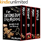 The Christmas River Cozy Mysteries Bo...