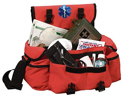 Rothco EMS Rescue Response Bag, Orange (Bag Ems Rescue)