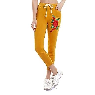 Pantalones De Mujer Pantalones De Chándal Pantalones Chándal De ...