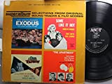 The Apartment/Some Like It Hot/Exodus/Odds Against Tomorrow