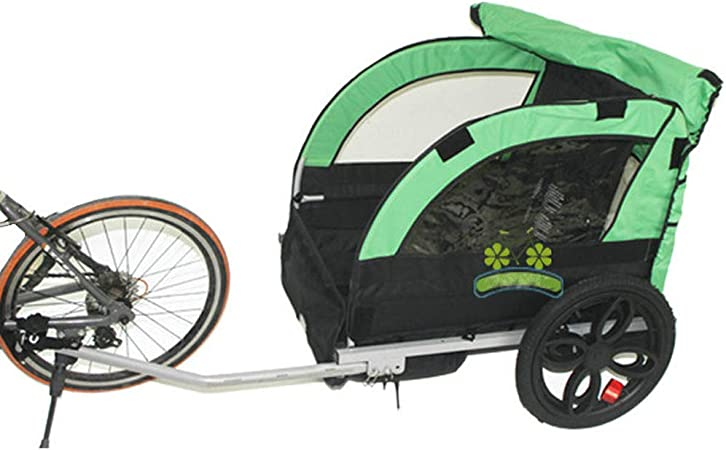 Color Plateado Kit de 2 Ruedas Unisex para Cochecito de beb/é Accesorio para Remolque de Bicicleta Burley