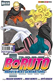 Boruto. Naruto Next Generations Volume 8