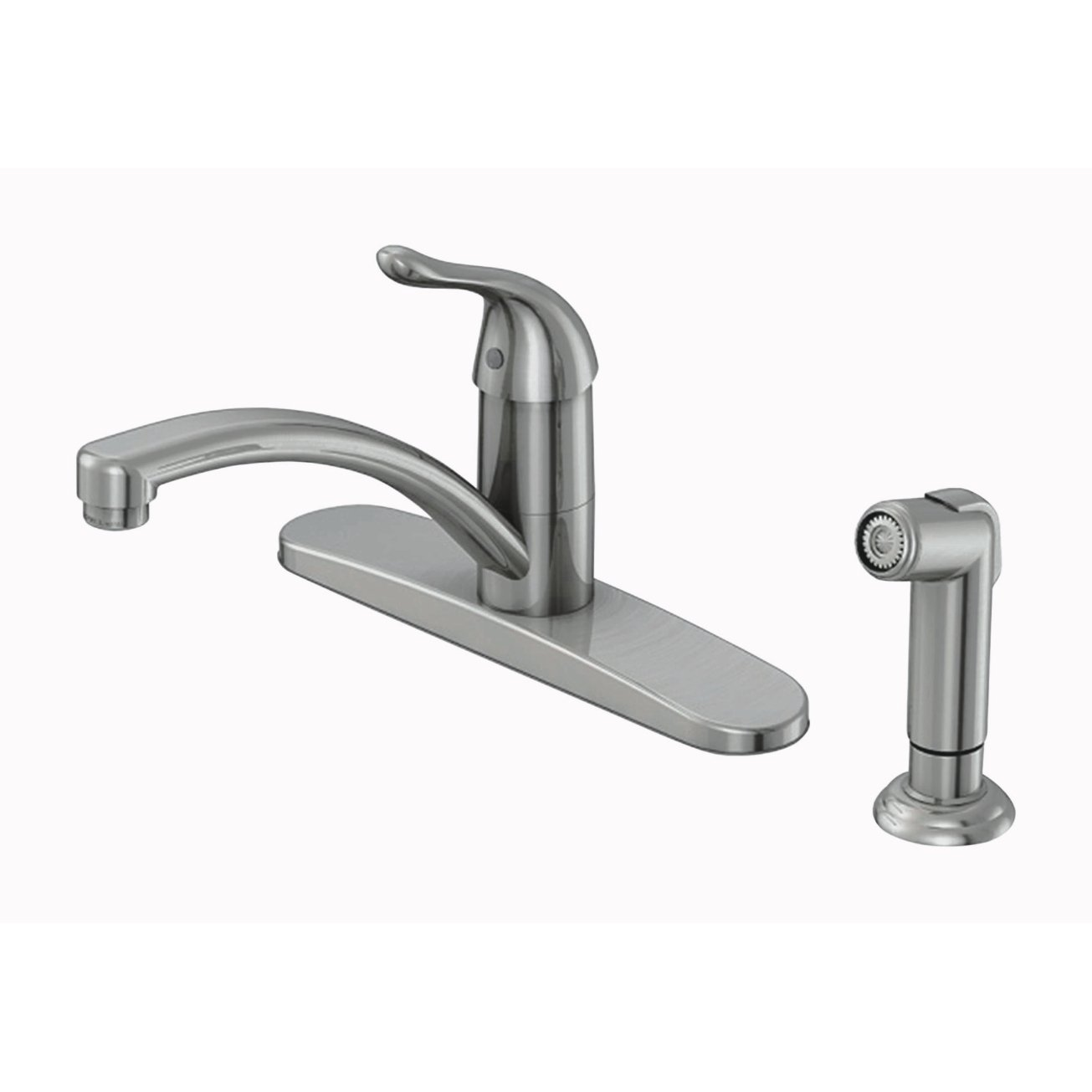 Oakbrook Kitchen Faucet Low Lead Single Handle 8 \