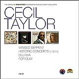 Cecil Taylor - Complete Recordings on Black Saint & Soul Note