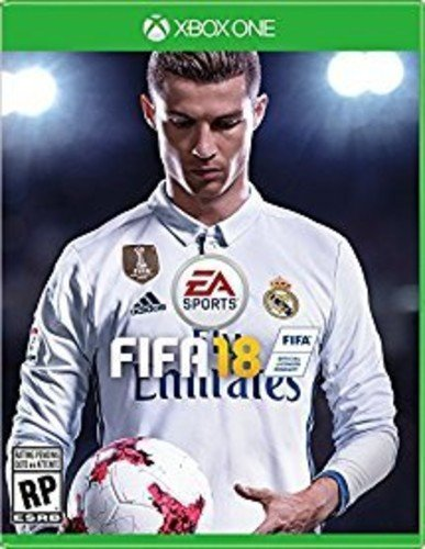 FIFA 18 Standard Edition - Xbox One (Xbox One Cd)