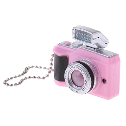 Amazon.es: TOOGOO Escala 1: 8 Camara Reflex Digital Miniatura de ...