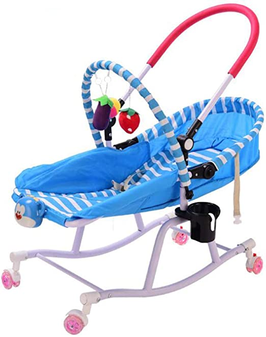 WXX Columpio para bebés, Cuna para bebés Silla de Confort