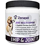 Glucosamine for Dogs Improves Joint Flexibility: Revitalizing Your Dog's Joints & Cartilage & Renews Puppy-Like Playfulness: Our Glucosamine Chondroitin for Dogs Helps Soothe Inflammation
