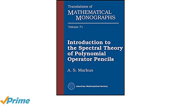 Introduction to the Spectral Theory of Polynomial Operator Pencils