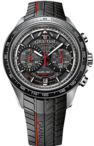 Mens Graham Watch Silverstone RS Supersprint 2STBC.B05A.K99