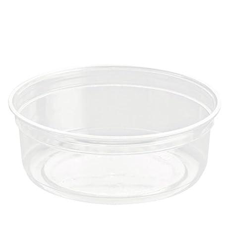 10 x 16 oz tapas para microondas recipientes +, congelable ...