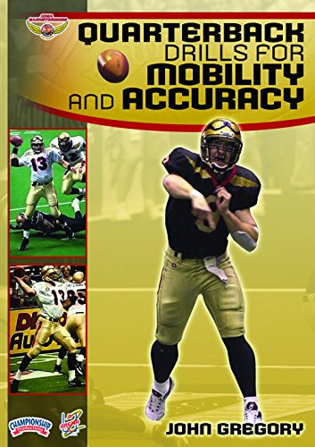 (John Gregory: Quarterback Drills for Mobility and Accuracy (DVD))