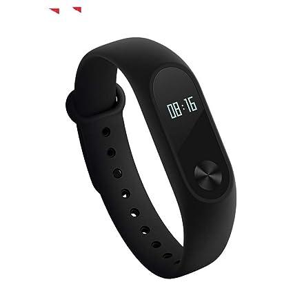 LETAMG Monitores de actividad Para Xiaomi Mi Band 2 CE Reloj Inteligente Pulsera Pulsera Mi Band2
