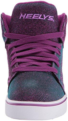 Heelys Uptown Gold/Purple Colourshift Berry/Aqua