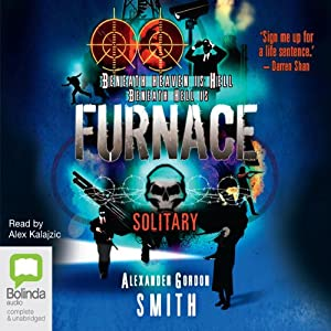 Furnace: Solitary, Book 2 Audiobook